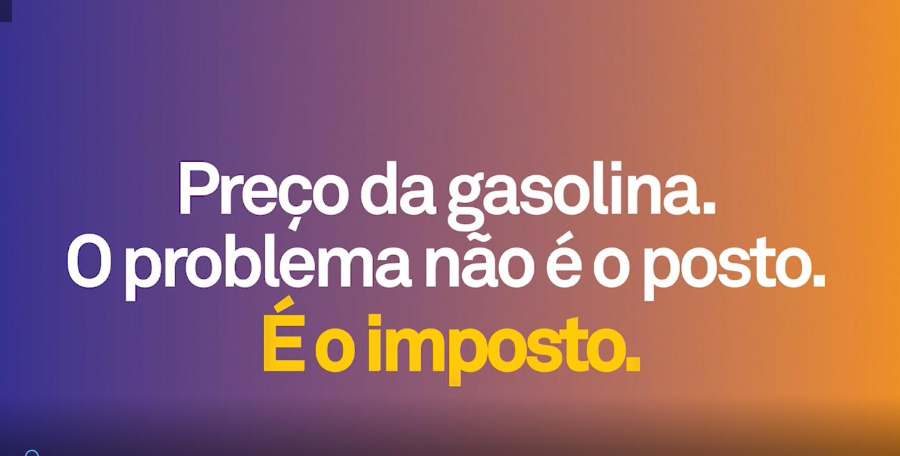 Campanha – Preço da Gasolina