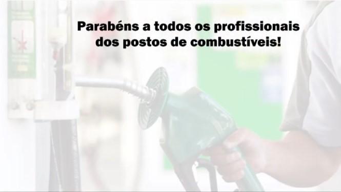 Homenagem aos Profissionais dos Postos de Combustíveis